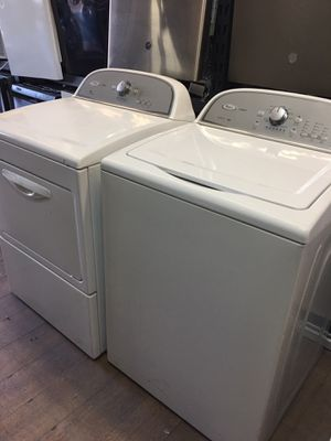Whirlpool Washer & Dryer Set for Sale in Huntington Beach, CA