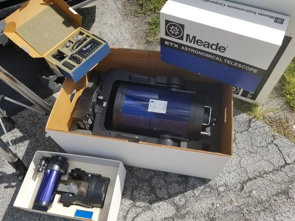 "Meade 10"" Schmidt Cassegrain Telescope & Lxd 500 Telescope BUNDLE Deal!!!"