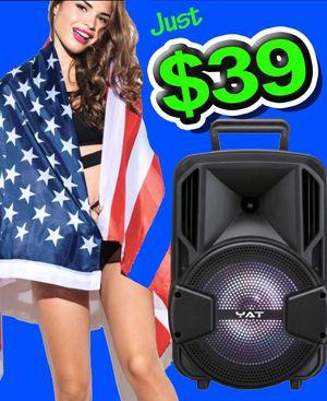 New new new bluetooth speaker 🔊 nuevo for Sale in Las Vegas, NV