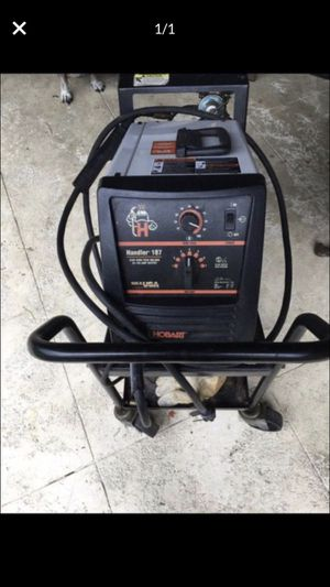 Hobart 187 MiG welder for Sale in Miami, FL