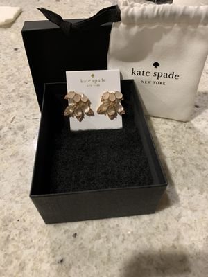 Earring Kate spade for Sale in Las Vegas, NV