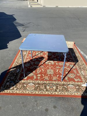 Folding table for Sale in Elk Grove, CA