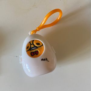 Gudetama Mystery Toy Keychain Collectible for Sale in Jamul, CA