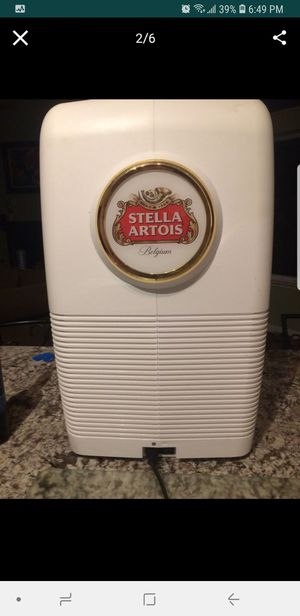 Stella Artois counter top beer dispenser for Sale in Sanger, CA