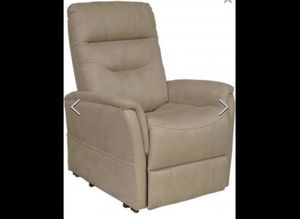 New In Box New In Box Charles Beige Lift Chair for Sale in Herriman, UT