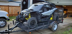 2019 Can Am X3 Turbo (Super Low Miles) for Sale in Puyallup, WA