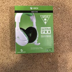 Xbox One Turtle Beach Stealth 600 for Sale in Houston,  TX