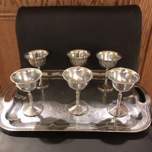Silver Sherbet Cups for Sale in Old Bridge Township, NJ