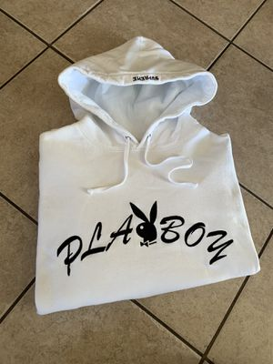 Supreme Playboy Hoodie White S/S 2017 for Sale in Los Angeles, CA