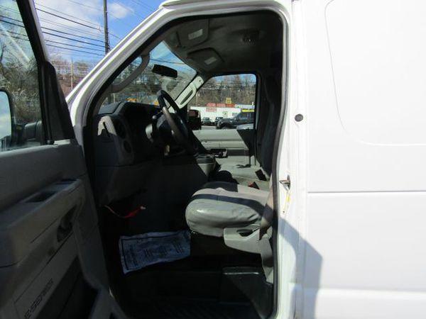 2012 Ford E250 Cargo