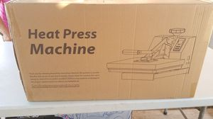 Heat Press Machine for Sale in Los Angeles, CA
