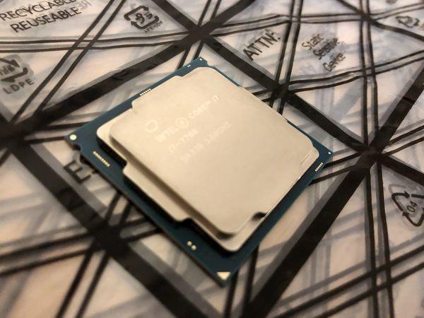 Intel i7-7700 Processor