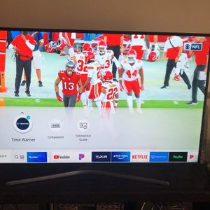 55 Inch Samsung Smart TV for Sale in Frisco, TX