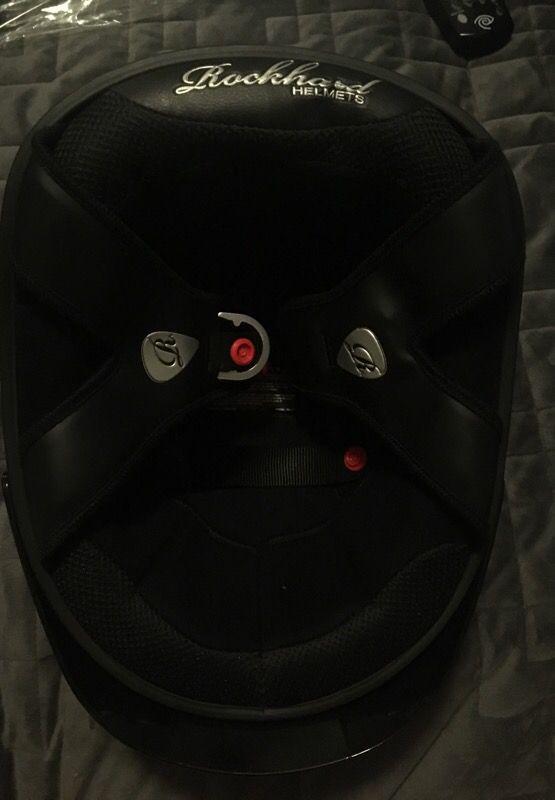 Brand NEW Hustler Motorcycle Helmet