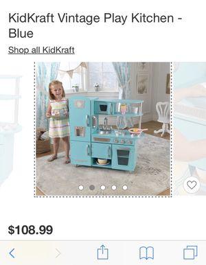 Kidkraft Vintage Play kitchen for Sale in Rockville, MD