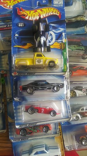Hot wheels for Sale in Amarillo, TX