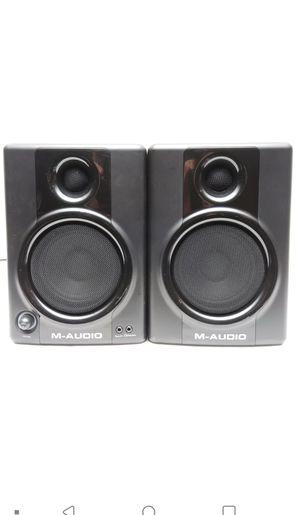 M-AUDIO AV40. Studio Monitors Speakers for Sale in El Cajon, CA