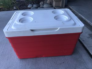 2 red coolers for Sale in Fremont, CA