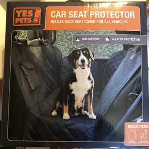 Car Seat Protector Brand New! for Sale in Bonny Doon, CA