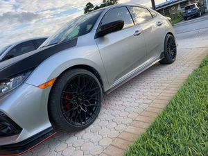 19x10 American Racing New wheels & Tires 5x114.3 black Rims 5x4.5 for Sale in Hollywood, FL
