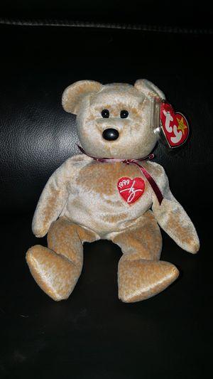 Ty Beanie Baby, 1999 signature bear for Sale in Santa Ana, CA