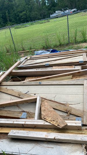 Free Shed frame for Sale in Spring Hill, FL
