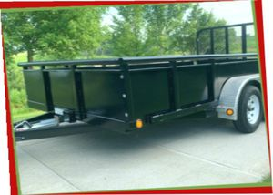 All Clean. 2011 PJ Utility Trailer For Sale $1000.00 for Sale in Amarillo, TX