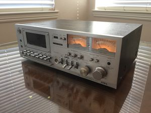 Aiwa AD-6800 vintage stereo cassette tape deck for Sale in San Marcos, CA