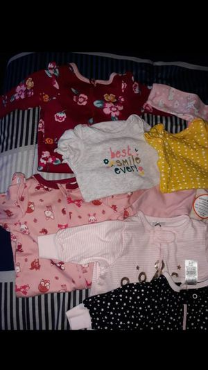 Baby girl clothes for Sale in Chandler, AZ