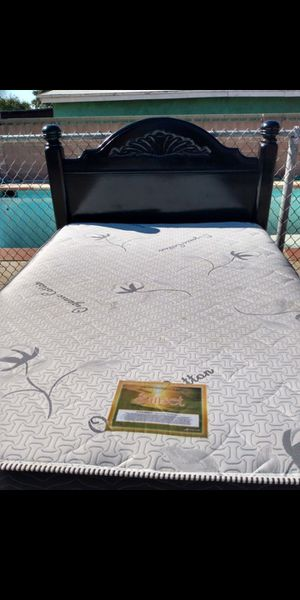 Cama full size $135 for Sale in Los Angeles, CA