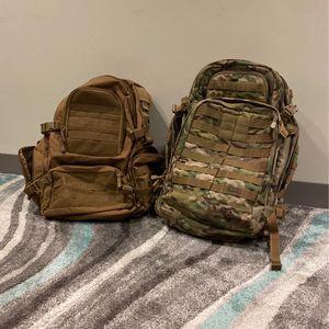 2 (48&72) Survival Backpacks for Sale in Columbus, GA