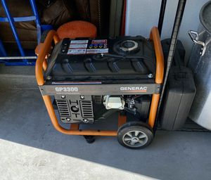 Brand New Generac GP3300 Generator Never Used for Sale in Houston, TX