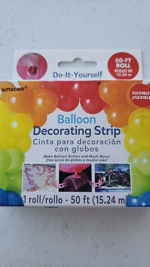 Balloon decorating strip for Sale in Glendale, AZ