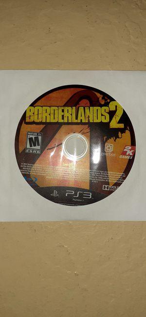 PS3 Borderlands 2 for Sale in Buckeye, AZ