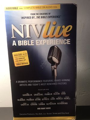 Bible cd for Sale in Kansas City, MO