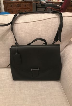 Tumi Delphine Leather Briefcase, Size One Size - Black at Nordstrom Rack for Sale in Dana Point, CA