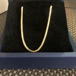 14k Franco Chain 18' inch for Sale in Washington,  DC