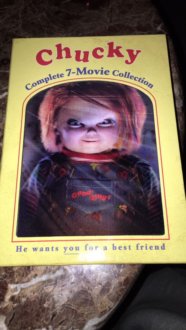 CHILD PLAY MOVIE COLLECTION