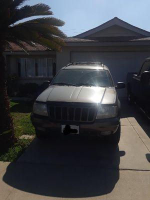 1999 Jeep Grand Cherokee for Sale in Garden Grove, CA