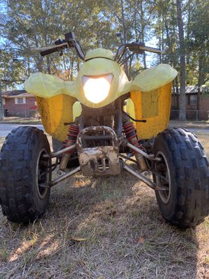 2006 Suzuki quadsport 250 for Sale in Dothan, AL