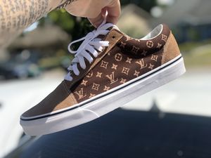 Vans Old School Lv Costums Size 9 Brand New for Sale in Orlando, FL