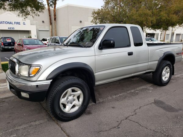 2003 TOYOTA TRD EXTENDED CAB