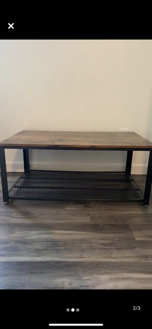 Barely used Coffee table for sale for Sale in Malden, MA