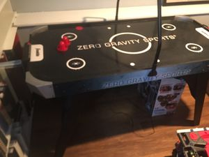 Air hockey table good condition for Sale in Randolph, MA
