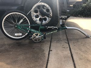 Mongoose Alley Cat Trailer Bike for Sale in Clayton, CA