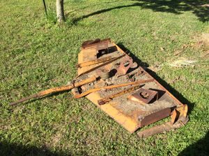 """59"""" woods mowing deck for Sale in Paragould, AR"""