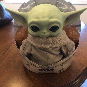 Star Wars The Child Plush for Sale in Wolcott, CT