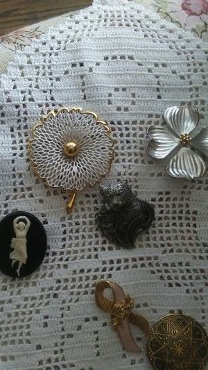 Fashion Brooches/ pins for Sale in Oakland, CA