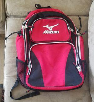 Mizuno Youth Children's backpack Bag w/strap Baseball TBALL Gear Bag for Sale in Richland, WA