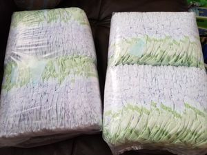 Diapers size 1. 62 pieces for Sale in St. Petersburg, FL